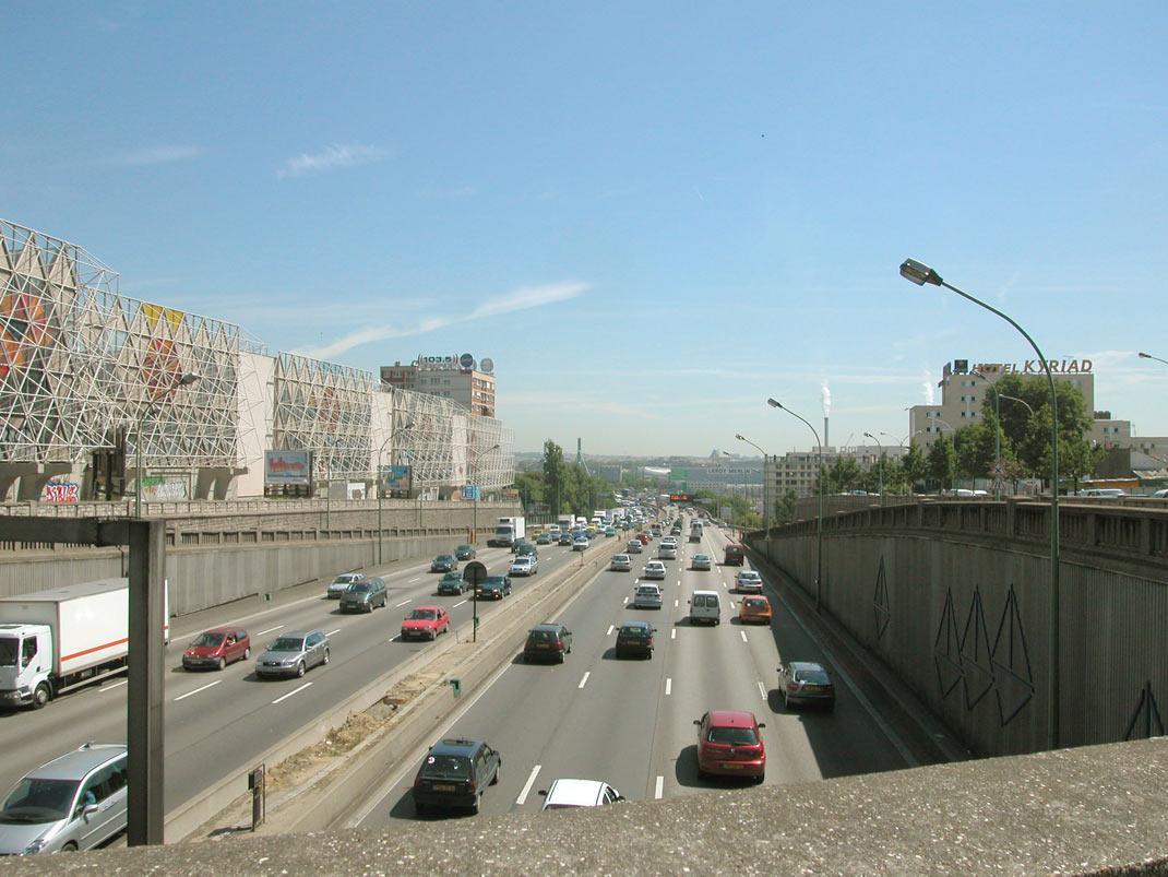 Association a travers cartographies web partag es ivry - Porte peripherique paris ...