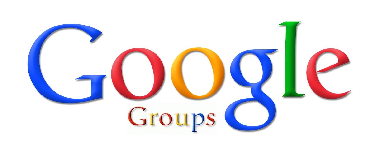 Google Groupes